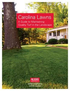 Carolina Lawns_NC State Extension publication