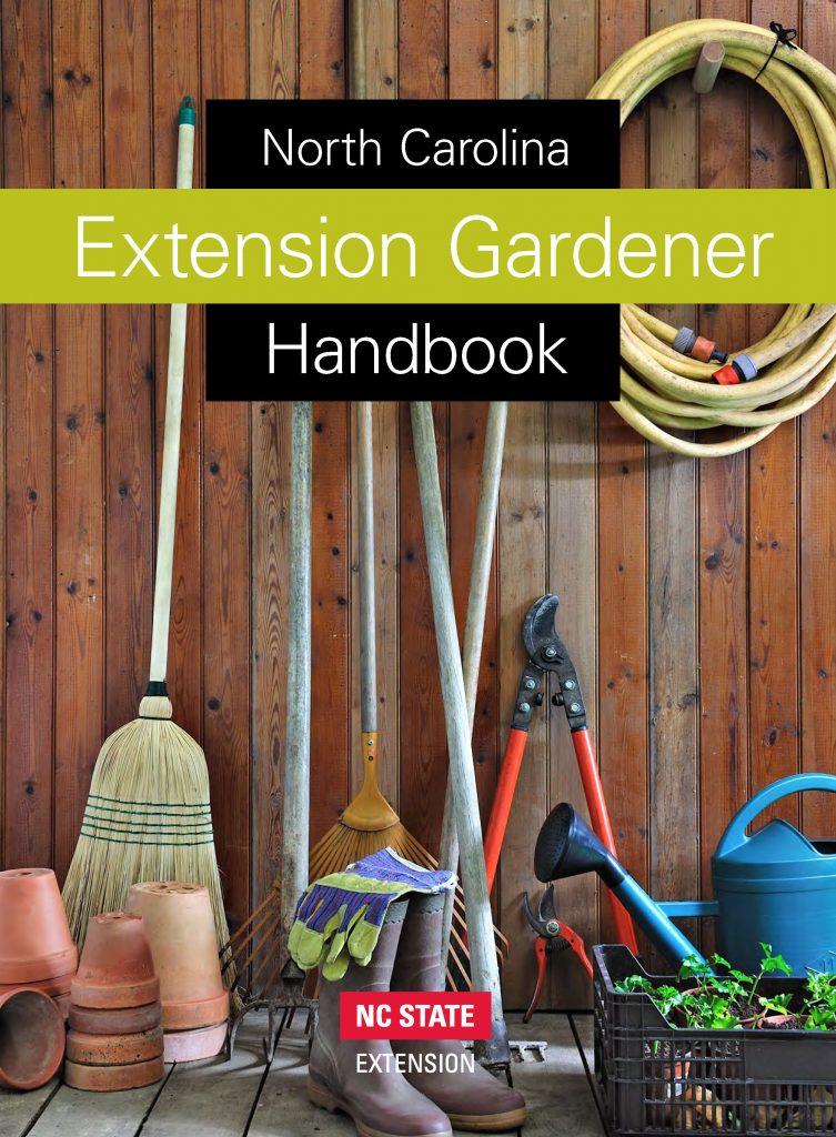 N.C. Extension Gardener Handbook cover image